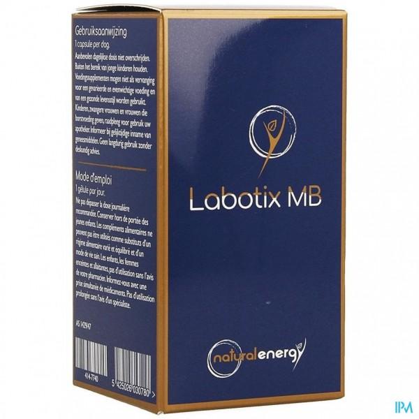 Labotix Mb Natural Energy Caps 30