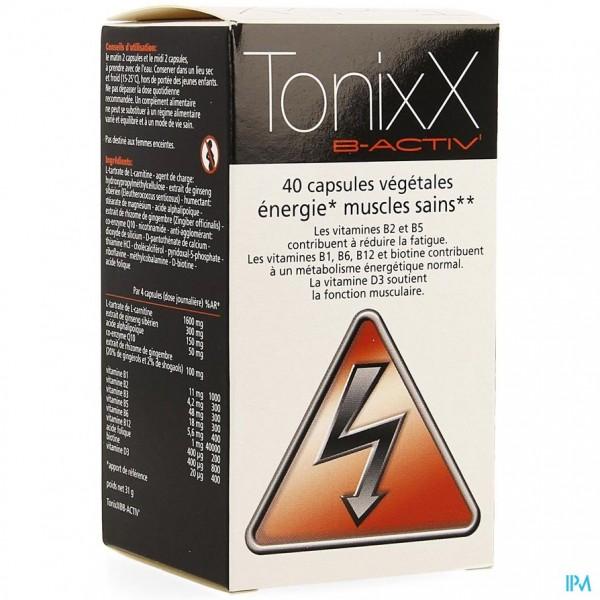 TONIXX B-ACTIV COMP 40 NF
