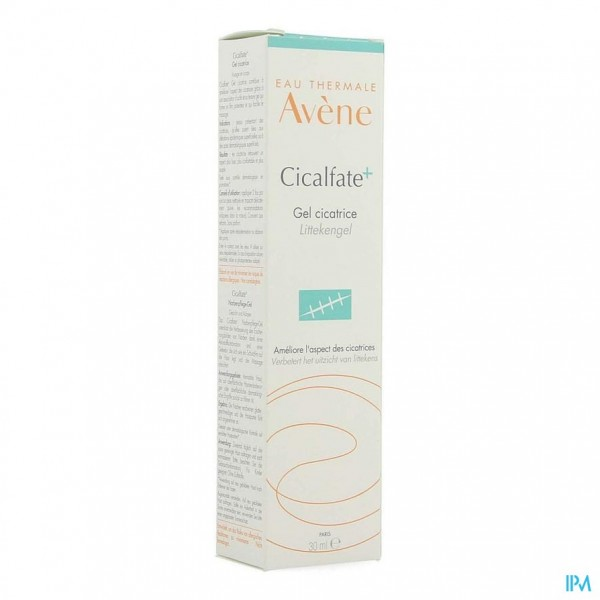 Avene Cicalfate+ Gel A/restlittekens 30ml