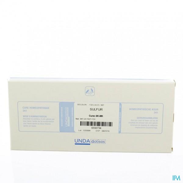 Sulfur Cure 6k-mk Boiron