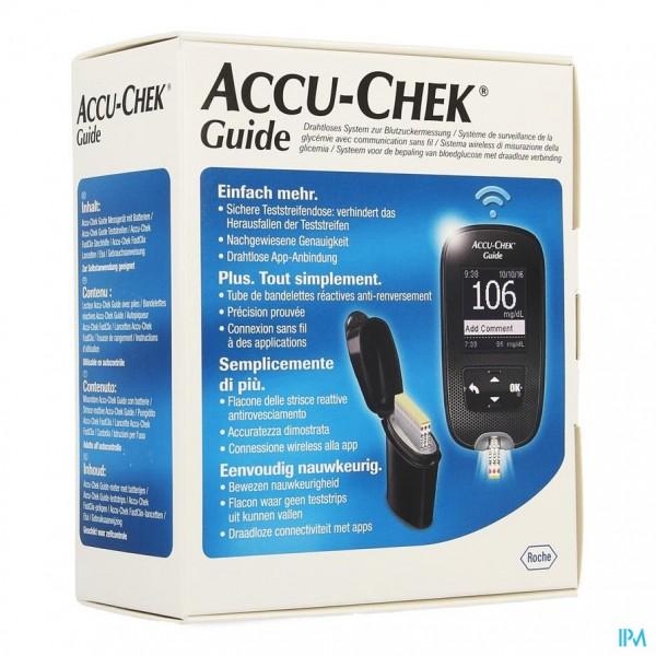 Accu Chek Guide Kit