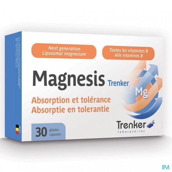 Magnesis Trenker Caps 30