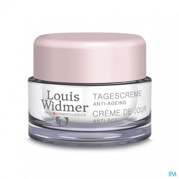 Widmer Dagcreme N/parf Hydra Dh-zdh Pot 50ml
