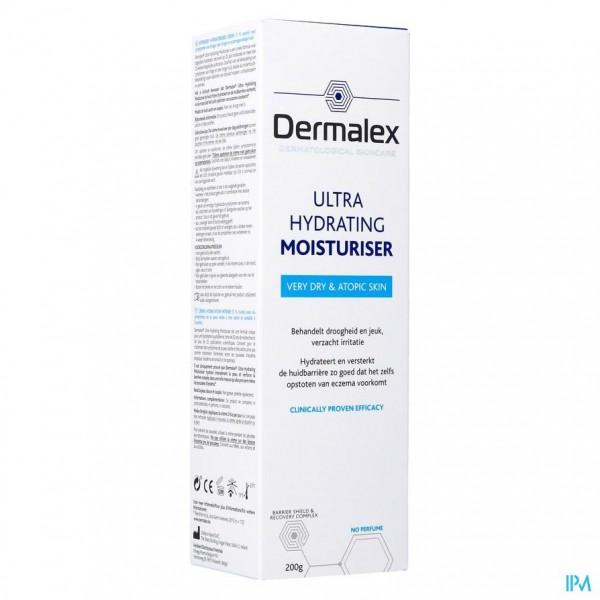 DERMALEX INTENSIEF HYDRATERENDE CREME 200G