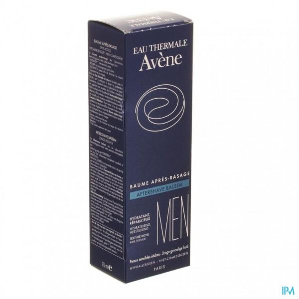 Avene Men Aftershave Balsem Nf 75ml