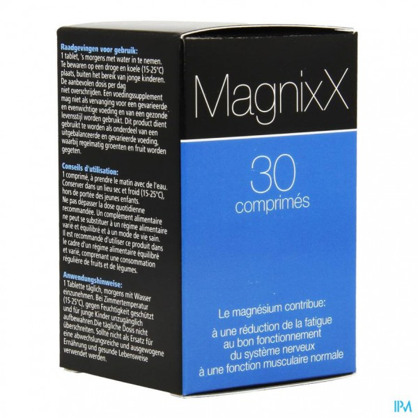 Magnixx Tabl 30x1242mg