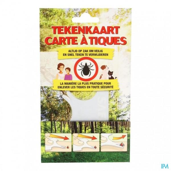 Safecard Tekenkaart